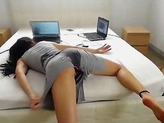 She ass fucked herself to bed upskirts matures films