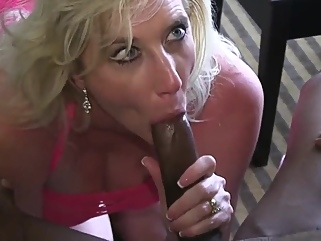 BBC Whore Wife deepthroat blonde films