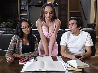 Cytherea & Ricky Spanish in Disciplining The Squirt - BRAZZERS milf brunette films