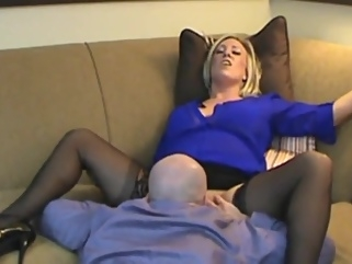 Smoking hot stepmom son roleplay cumshot blonde films