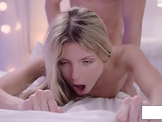 Gina Gerson - In Bed with a Pornstar cowgirl blowjob films