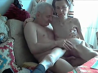 Exotic Homemade clip with Skinny, Grannies scenes skinny granny films