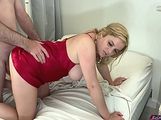 Stepson Takes Wrong Pills And Fucks His Stepmom For Relief - Matthias Christ And Erin Electra blonde big tits films
