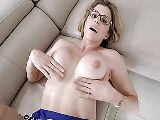 Fucking Stepdaughter and Stepmother In Same Clip milf mature films