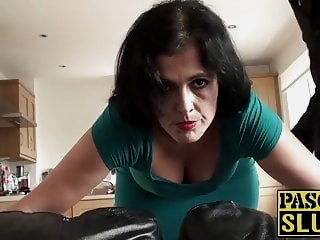 Mature Montse Swinger enjoys getting drilled mercilessly matures brunettes films