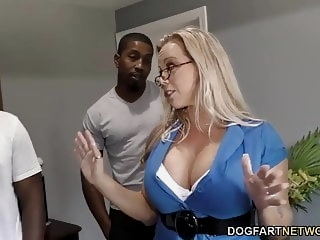 interracial creampie milfs
