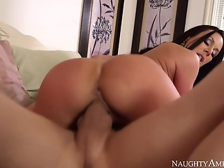 Kendra Lust & Bruce Venture in My Friends Hot Mom blowjob big tits films
