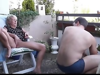 Abscond Granny, Open-air porn bracket porn alfresco films