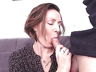 French milf hard fuck - anal, too top rated mature films