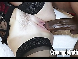 MILF Takes Massive BBC creampie top rated films