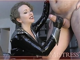 Best sissy trainer by Mistress T bisexual handjob films