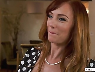 My Friend's Hot Mom-Dani Jenson redhead tits films