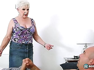 Jewel is a granny Milf 67 years old mature cumshot films