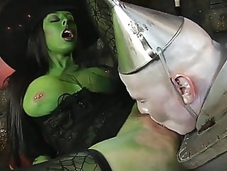 not the wizard of oz teen cumshot films