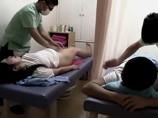 Erotic Massage 2 Next To The Husband Sleeping voyeur massage films