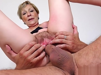 Busty Granny Sanny Will Make You Cum Guaranteed ! BigPussyLips (Episode 01) blonde big tits films