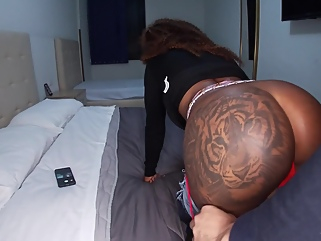 All Tattooed British Model Gets Fucked In Her Hotel Room ebony british films