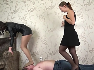 Double trample after party   films