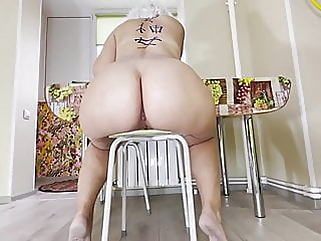 Anal sex stepson and mom big ass in the kitchen after work mature blowjob films