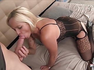 top rated blonde milf