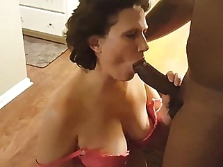 creampie mature interracial