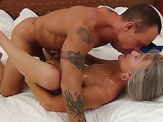 Petite Milf Seduces Young Man hardcore cumshot films