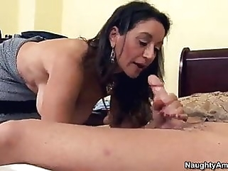 My Friends Hot MOM Persia Monir doggy style creampie films